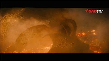 Chương Tử Di xuất hiện trong trailer bi tráng của Godzilla: King of the Monsters giữa tâm bão Avengers: Endgame 7