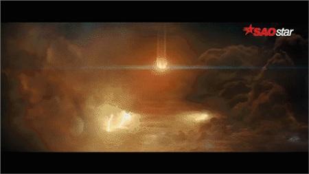 Chương Tử Di xuất hiện trong trailer bi tráng của Godzilla: King of the Monsters giữa tâm bão Avengers: Endgame 11