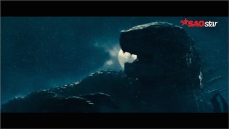 Chương Tử Di xuất hiện trong trailer bi tráng của Godzilla: King of the Monsters giữa tâm bão Avengers: Endgame 13