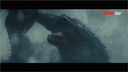Chương Tử Di xuất hiện trong trailer bi tráng của Godzilla: King of the Monsters giữa tâm bão Avengers: Endgame 16