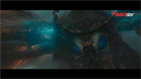 Chương Tử Di xuất hiện trong trailer bi tráng của Godzilla: King of the Monsters giữa tâm bão Avengers: Endgame 15