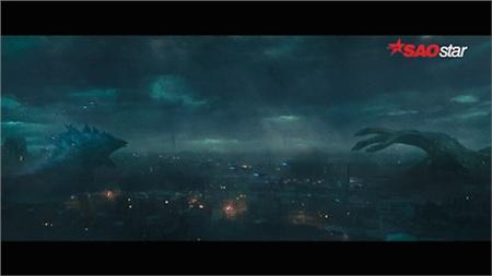 Chương Tử Di xuất hiện trong trailer bi tráng của Godzilla: King of the Monsters giữa tâm bão Avengers: Endgame 18