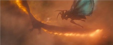Chương Tử Di xuất hiện trong trailer bi tráng của Godzilla: King of the Monsters giữa tâm bão Avengers: Endgame 19