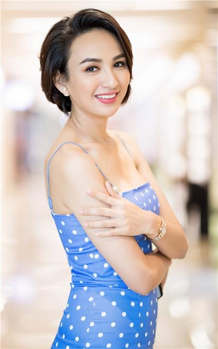 Hoa hậu Ngọc Diễm.