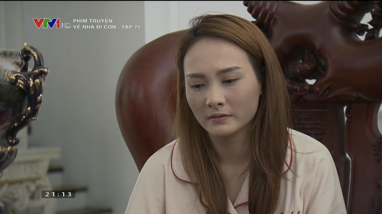 'Về nhà đi con': Buồn phát khóc xem cảnh Thư - Vũ quyết định ly hôn, nhưng fan lại muốn vỗ tay vì câu nói của Dũng 0