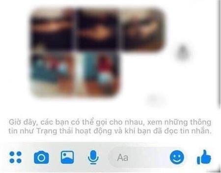 Những hình ảnh, clip nhạy cảm của người này liên tục được gửi cho những ai không chịu 'qua đêm' với hắn để khủng bố tinh thần họ.
