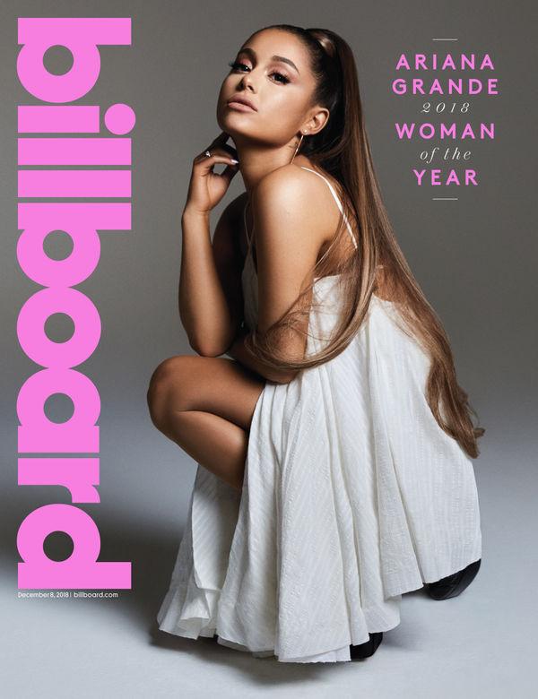 Liệu rằng Ariana Grande có nhận được giải thưởng này lần thứ hai?