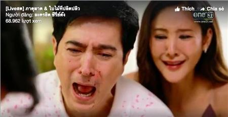 'Chiếc lá bay' tập cuối: Ám ảnh với cảnh Nira tự sát để kết thúc đời chuyển giới, ông Chom gào khóc thảm thương 6
