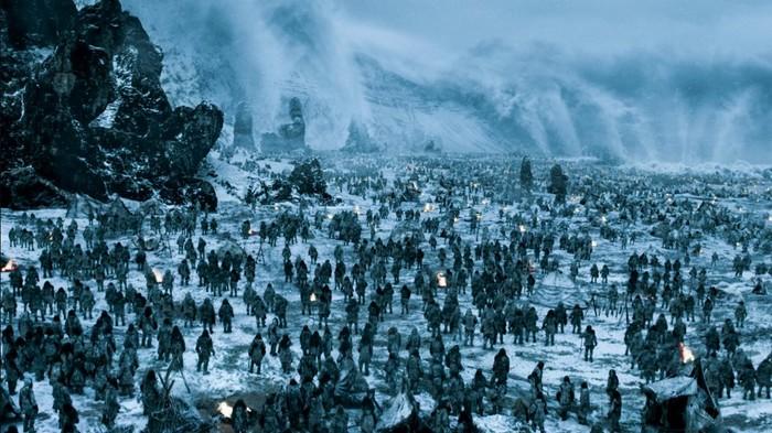 Bị fan chê 'tối mò', tập phim 'The Long Night' của Game of Thrones vẫn ẵm trọn giải Emmy danh giá 2