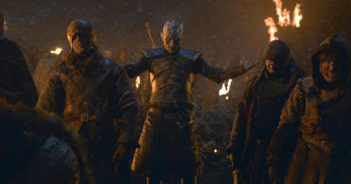 Bị fan chê 'tối mò', tập phim 'The Long Night' của Game of Thrones vẫn ẵm trọn giải Emmy danh giá 6