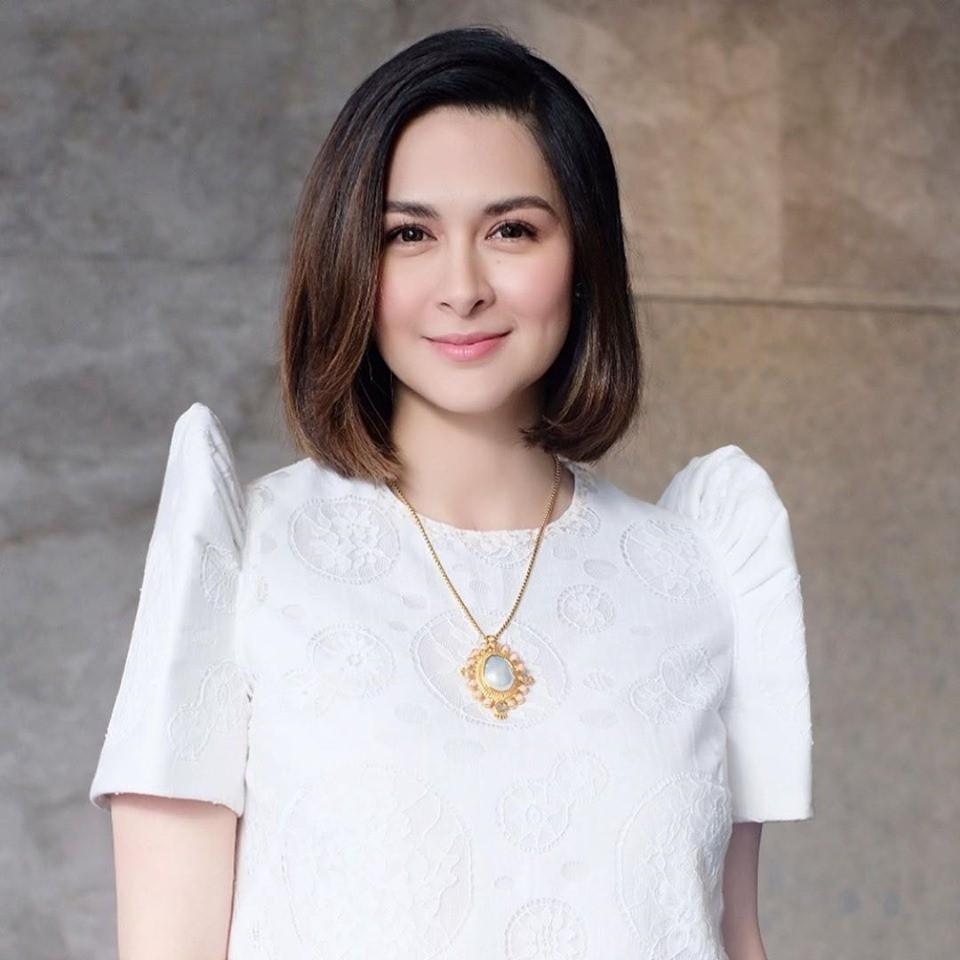 Vừa cắt tóc, 'bà mẹ đẹp nhất Philippines' khiến dân tình ngỡ ngàng vì quá giống Song Hye Kyo 5