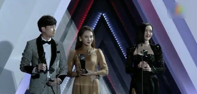 Bích Phương, Bảo Thanh, Quốc Trường là 3 nghệ sĩ Việt Nam đạt được cúp của AAA 2019.