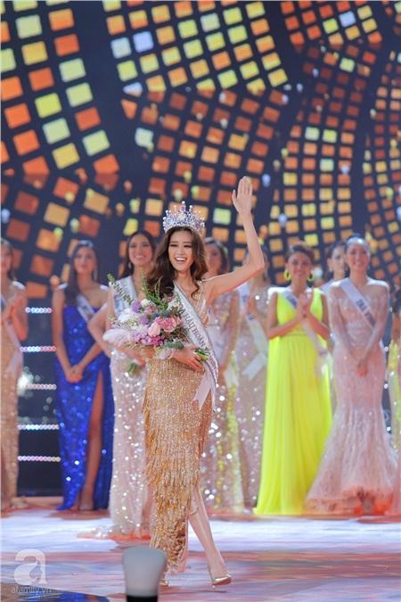 Tân Hoa hậu Khánh Vân đạt đỉnh cao nhan sắc nhờ chỉnh lại một chi tiết rất nhỏ trên khuôn mặt 1