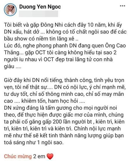 Dương Yến Ngọc lại gây bức xúc vì có hành vi kém sang với Tân Hoa hậu Hoàn vũ Khánh Vân 3