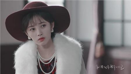 Sở hữu nhan sắc tuyệt trần, Cúc Tịnh Y có sức hút khán giả xem phim của cô nàng.