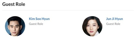 ... cư dân mạng phát hiện Kim Soo Hyun và 'mợ chảnh' Jun Ji Hyun sẽ góp mặt trong Crash Landing On You với vai trò khách mời.