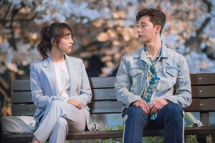 Ngoài Kim Da Mi trong Itaewon Class, Park Seo Joon từng gây sốt với loạt mỹ nhân khác: Park Min Young có là chân ái? 2