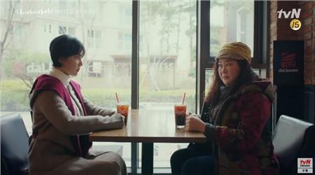Go Hyun Jung đi gặp bà đồng bà đồng Midongdeak và biết được chuyện thần chết đã xuất hiện và muốn 'lấy mạng' của Yoo Ri.