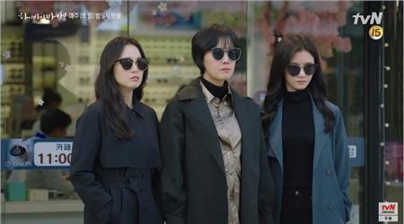 'Hi Bye, Mama': Kim Tae Hee hóa chị đại xã hội đen siêu ngầu, đối đầu với thần chết Pyo Chi Su (Crash Landing On You)? 0