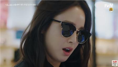 Cha Yoo Ri hóa chị đại xã hội đen trong tập 11 Hi Bye, Mama.