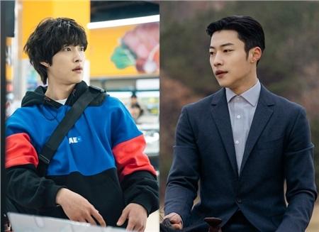 Woo Do Hwan vào vai đội trưởng đội cân vê và là bạn thân của Lee Gon