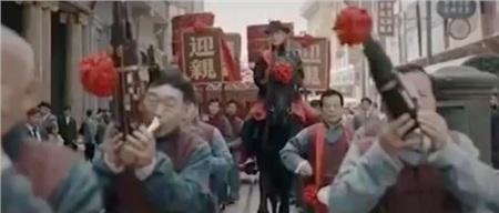 'Bên tóc mai không phải Hải Đường Hồng': Lộ cảnh động phòng ngượng đỏ mặt của Xa Thi Mạn - Huỳnh Hiểu Minh 1