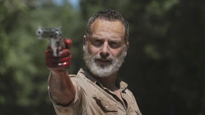 The Walking Dead: Phần phim rời của Rick Grimes xoay quanh thuốc chữa bệnh zombie 1