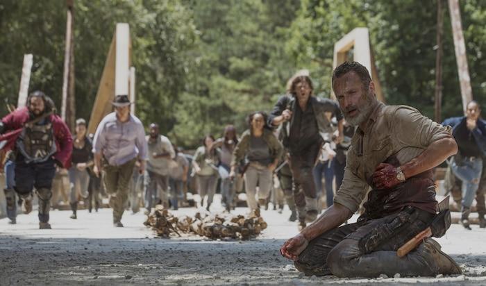 The Walking Dead: Phần phim rời của Rick Grimes xoay quanh thuốc chữa bệnh zombie 2