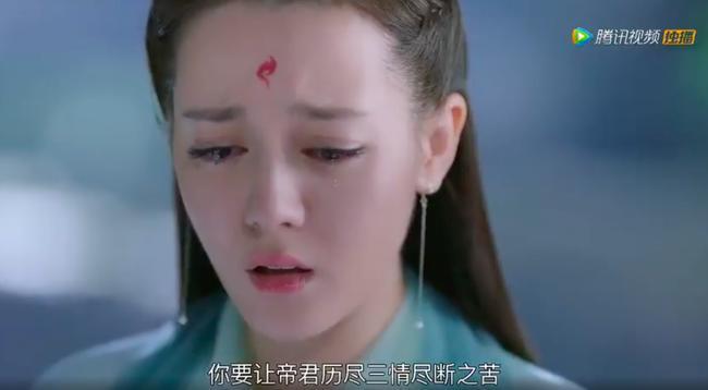 Mỹ nhân khóc đẹp nhất: Địch Lệ Nhiệt Ba - Angelababy xinh không góc chết nhưng Triệu Lệ Dĩnh mới là đỉnh cao 2