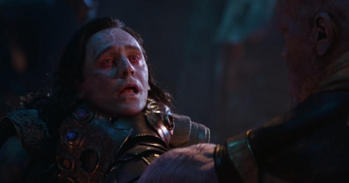 Loki ở dòng thời gian hiện tại đã bị Thanos giết
