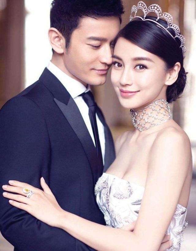 Chỉ một câu trả lời, Huỳnh Hiểu Minh đã tiết lộ mối quan hệ vợ chồng với Angelababy 2
