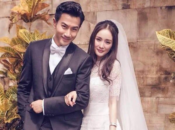 Chỉ một câu trả lời, Huỳnh Hiểu Minh đã tiết lộ mối quan hệ vợ chồng với Angelababy 5