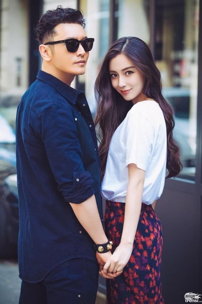 Chỉ một câu trả lời, Huỳnh Hiểu Minh đã tiết lộ mối quan hệ vợ chồng với Angelababy 3