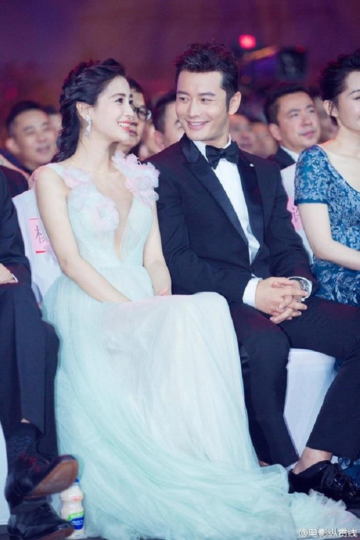 Chỉ một câu trả lời, Huỳnh Hiểu Minh đã tiết lộ mối quan hệ vợ chồng với Angelababy 4