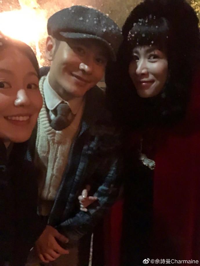 Chỉ một câu trả lời, Huỳnh Hiểu Minh đã tiết lộ mối quan hệ vợ chồng với Angelababy 12