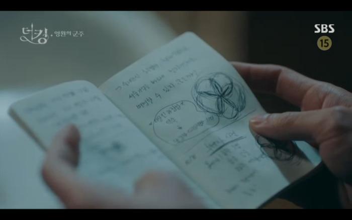'Quân vương bất diệt' tập 3: Lee Min Ho chia tay Kim Go Eun để trở về thế giới cũ? 8