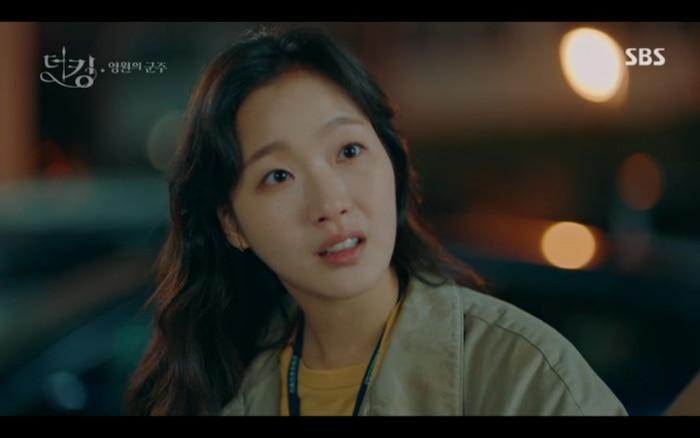 'Quân vương bất diệt' tập 3: Lee Min Ho chia tay Kim Go Eun để trở về thế giới cũ? 13