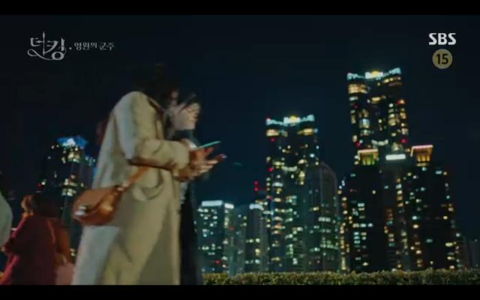 'Quân vương bất diệt' tập 3: Lee Min Ho chia tay Kim Go Eun để trở về thế giới cũ? 11