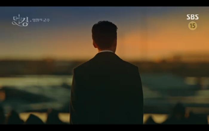 'Quân vương bất diệt' tập 3: Lee Min Ho chia tay Kim Go Eun để trở về thế giới cũ? 25