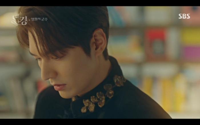 'Quân vương bất diệt' tập 3: Lee Min Ho chia tay Kim Go Eun để trở về thế giới cũ? 32
