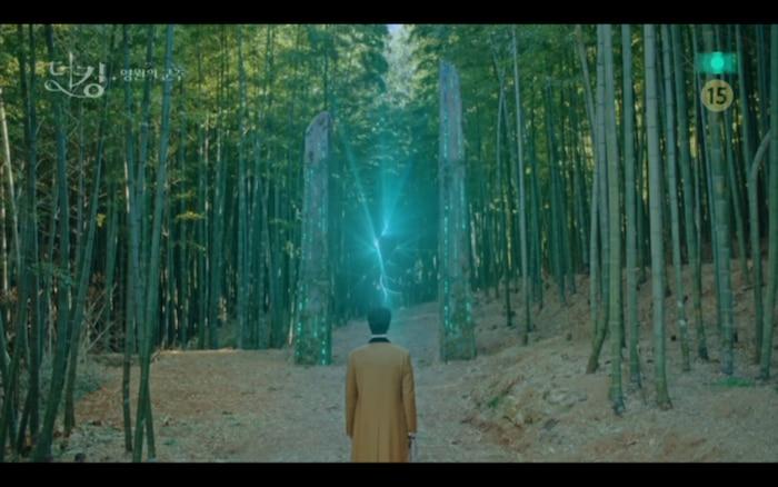 'Quân vương bất diệt' tập 3: Lee Min Ho chia tay Kim Go Eun để trở về thế giới cũ? 30