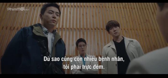 Nhóm bạn thân động viên Seok Hyung