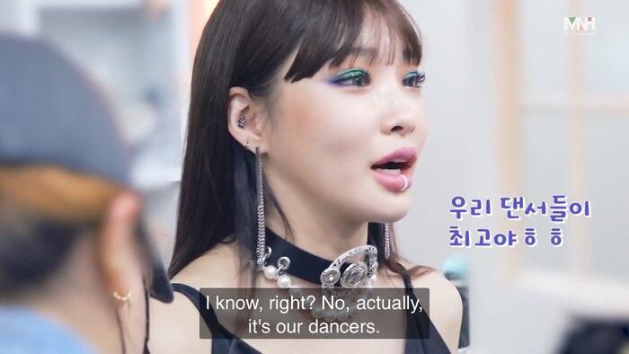 Tiêm filler và phẫn thuật quá đà, Knet lầm tưởng Chungha là Park Bom 5