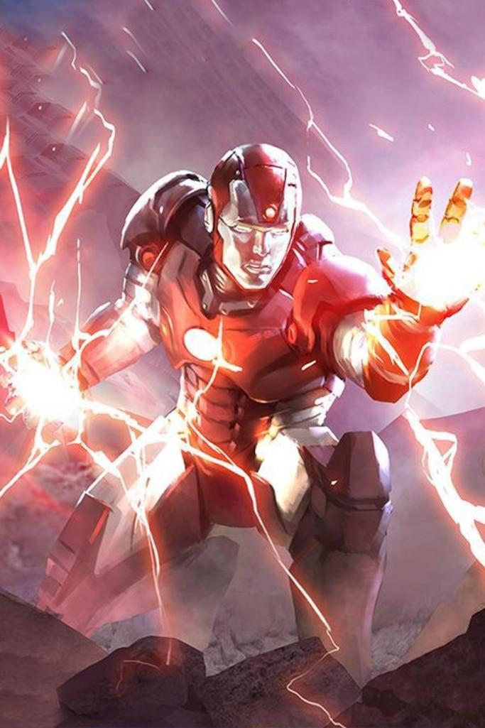 Tạm biệt Robert Downet Jr. chưa lâu, Marvel đã chọn được Iron Man kế vị 3