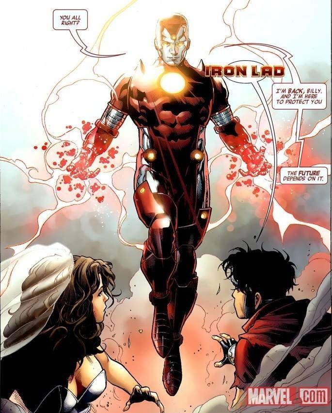 Tạm biệt Robert Downet Jr. chưa lâu, Marvel đã chọn được Iron Man kế vị 2