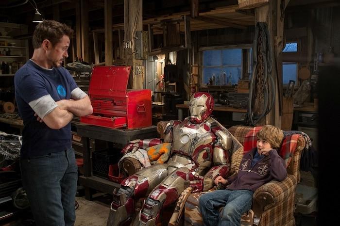 Tạm biệt Robert Downet Jr. chưa lâu, Marvel đã chọn được Iron Man kế vị 6