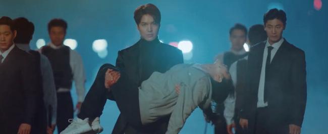 Cực hot tập 12 'Quân vương bất diệt': Đỏ mặt cảnh hôn nóng bỏng của Lee Min Ho và Kim Go Eun ngay trên giường 0