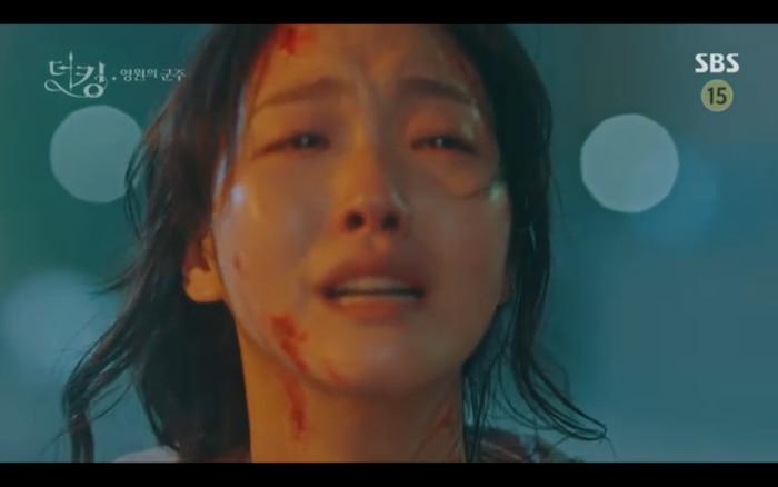 'Quân vương bất diệt' tập 12: Lee Min Ho hỏi Jung Eun Chae có phản bội không nhưng cô từ chối trả lời? 4