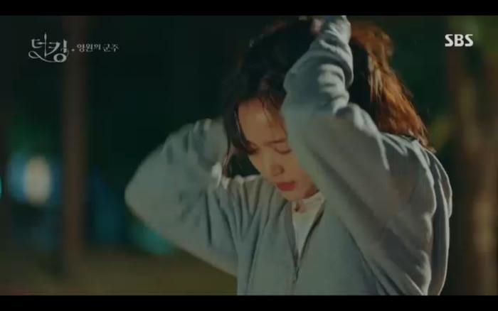 'Quân vương bất diệt' tập 12: Lee Min Ho hỏi Jung Eun Chae có phản bội không nhưng cô từ chối trả lời? 2