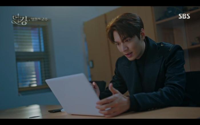 'Quân vương bất diệt' tập 12: Lee Min Ho hỏi Jung Eun Chae có phản bội không nhưng cô từ chối trả lời? 3